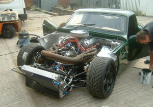 TVR 5000M 5