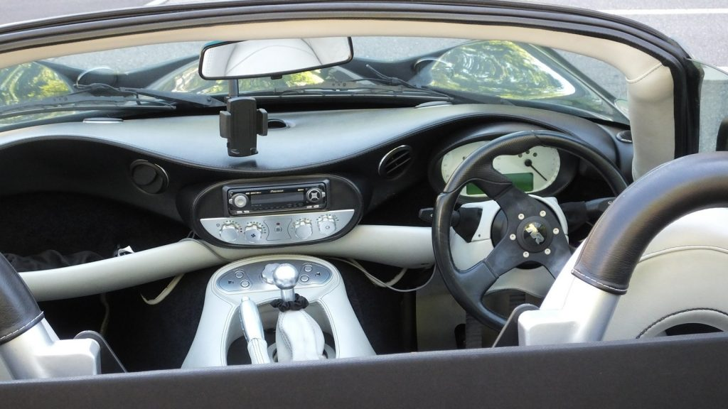 TVR Tuscan Convertible aus 2005