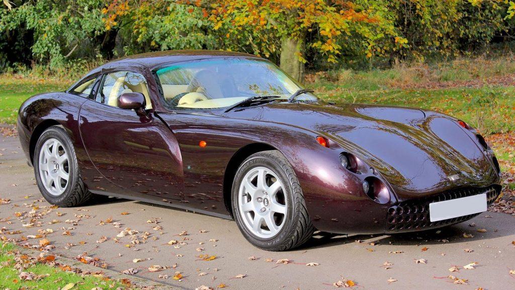 TVR Tuscan MkI von 2000