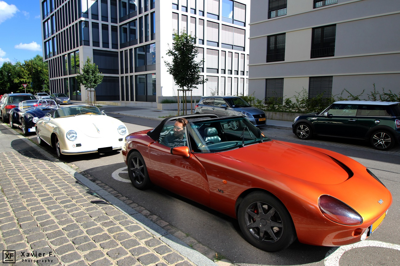 verkauft tvr griffith 500 rhd tvr car club deutschland. Black Bedroom Furniture Sets. Home Design Ideas