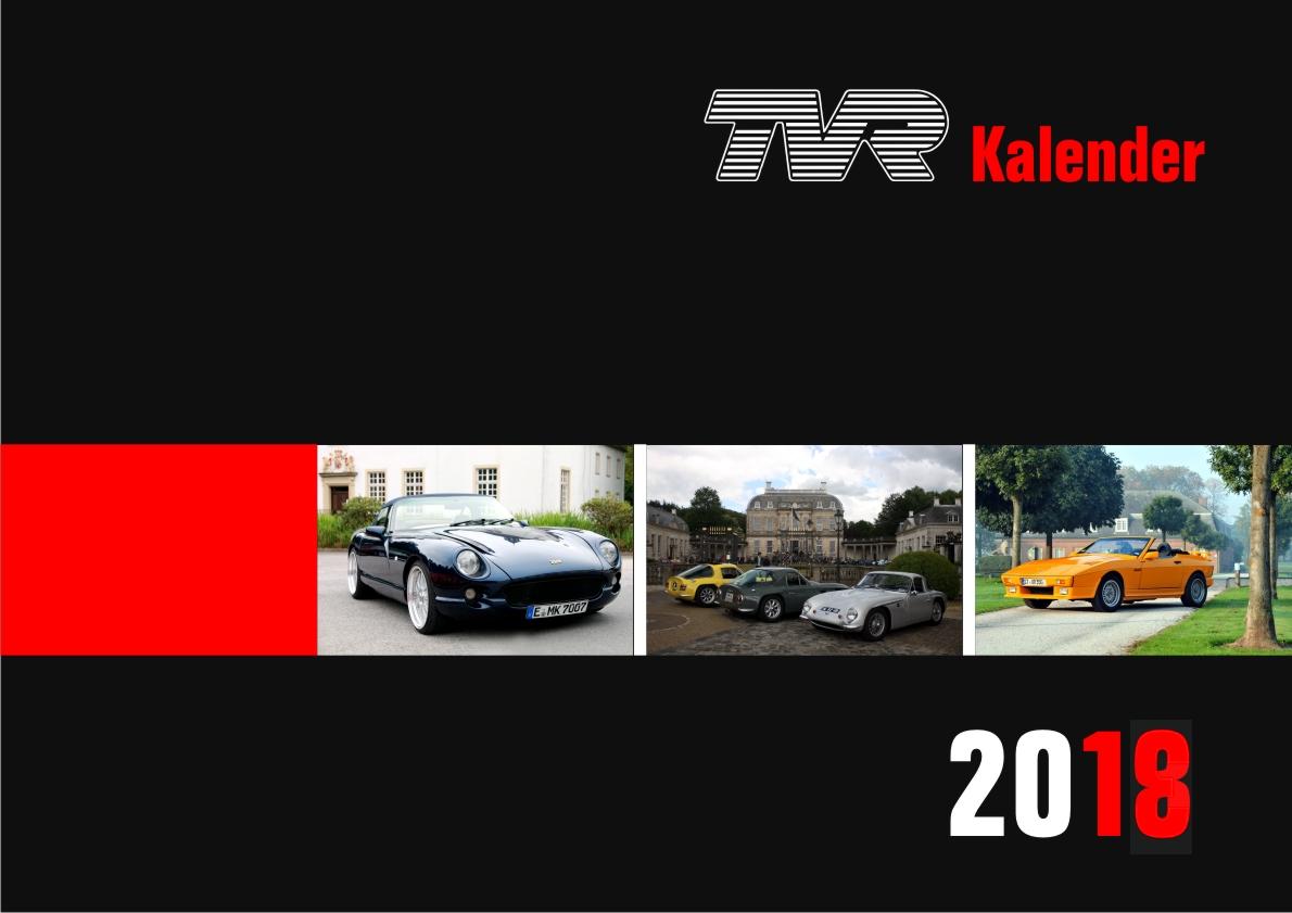 TVR-Kalender 2018