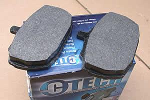 Mintex 1144 front pads