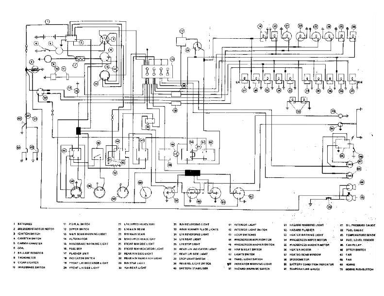 2500m Wiring Diagram