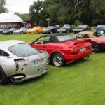 Die Veranstaltungen des TVR Car Clubs