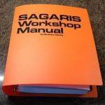 TVR Sagaris - Service, Workshop, Fault Finding & Parts Manual (by Graham Varley)