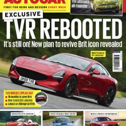 TVR skizziert 18-Monats-Plan zur Aufnahme der Griffith-Produktion (aktueller Bericht der AutoCar vom 22. Juli 2020)